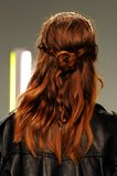 The Hair at Rodarte, New York