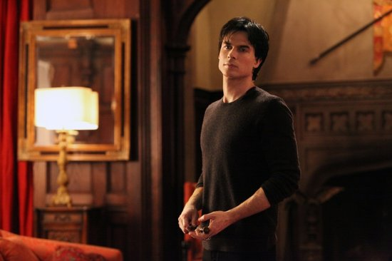 Damon, The Vampire Diaries
