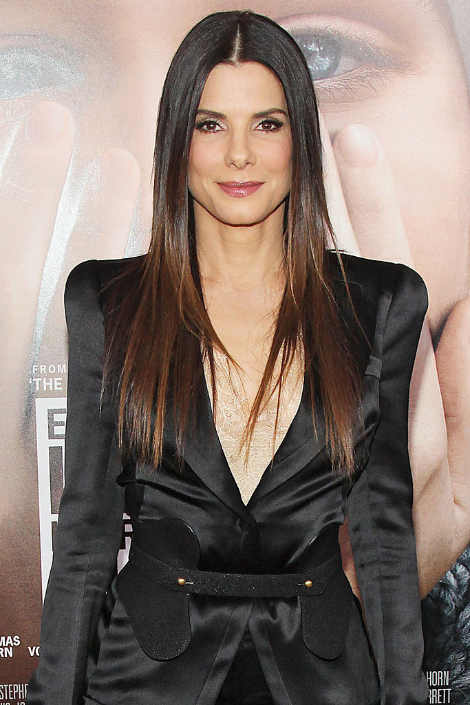 Sandra Bullock signed on for Minions, an animated Despicable Me spinoff. She'll voice Scarlet Overkill, the villain.