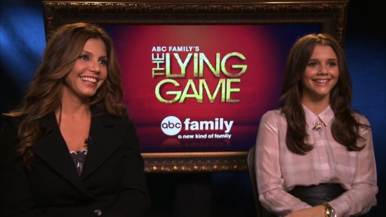 "Alexandra Chando and Charisma Carpenter on The Lying Game's ""Big Fat Secrets"""