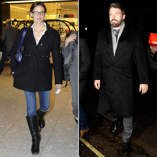 Jennifer Garner Leaves Ben Affleck in London After a Big Weekend