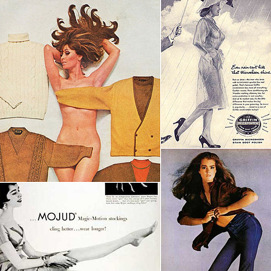 Vintage Fashion Ads With Sex Appeal
