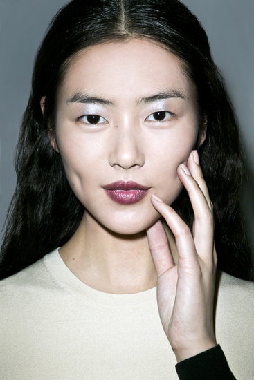 2013 Fall NYFW: A Lazy Girl's Guide to Hair and Makeup at Derek Lam