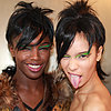 Jeremy Scott Hair and Makeup | Fashion Week Fall 2013