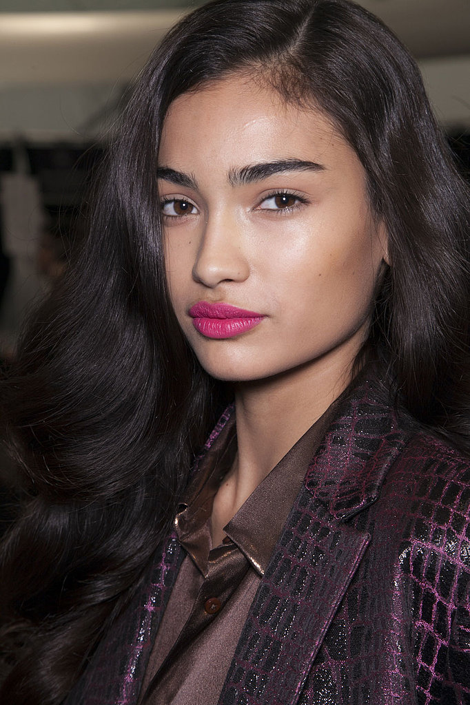 The Makeup at Diane von Furstenberg, New York