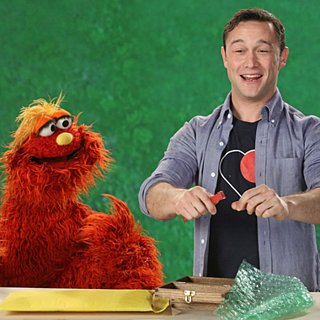 Joseph Gordon-Levitt on Sesame Street