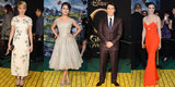 Mila, Michelle, James, and More Premiere Oz the Great and Powerful