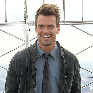 Josh Duhamel at the Empire State Building | Pictures