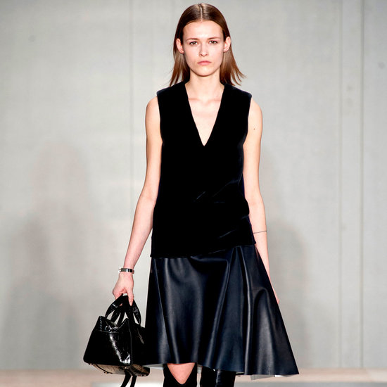 See the Sleekest Looks From Reed Krakoff's Fall 2013 Runway