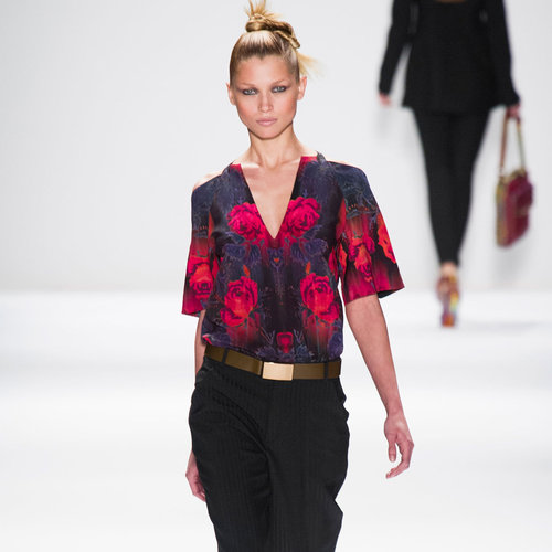 Nanette Lepore Runway | Fashion Week Fall 2013 Photos