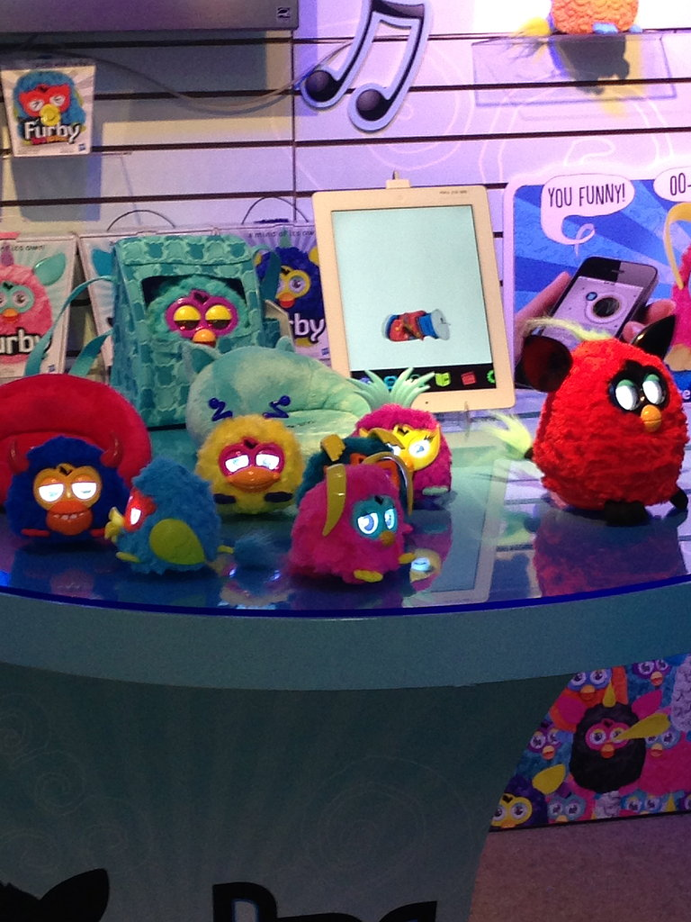 Furby fun isn't going away anytime soon!