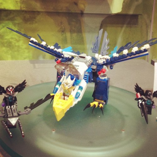 Lego's new Galaxy Squad line is filled with characters and vehicles designed to capture insects.