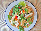 Tequila Lime Tilapia