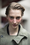 Ros Georgiou had us asking: why let the cold flush your cheeks when you can just do it yourself? Source: Le 21ème | Adam Katz Sinding
