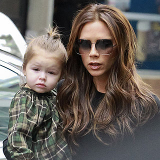 Victoria Beckham With Baby Harper in NYC | Pictures