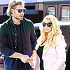 Jessica Simpson and Eric Johnson on Valentine&#039;s Day | Photos