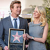 Simon Baker: Star On Hollywood Walk Of Fame; Naomi Watts