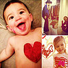 Celebrity Moms' Instagram Pictures Week of Feb. 15, 2013
