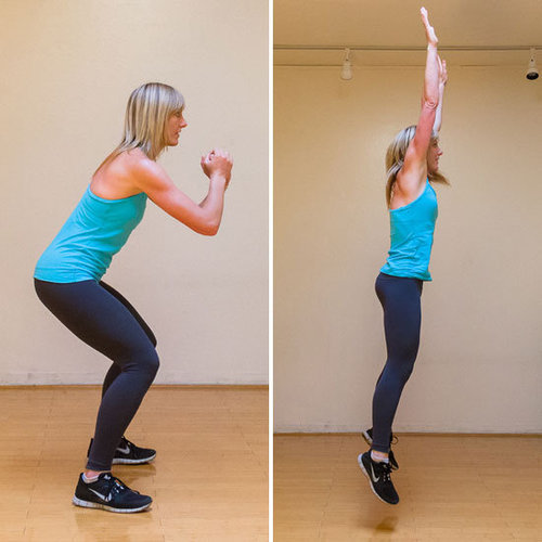Five-Minute Butt Workout