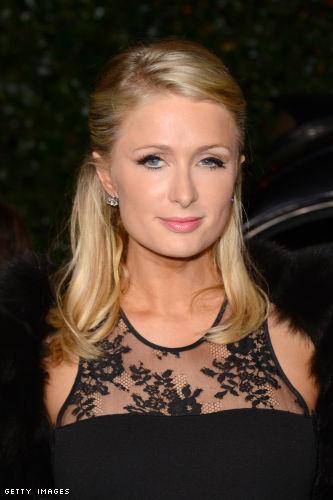 Paris Hilton Style