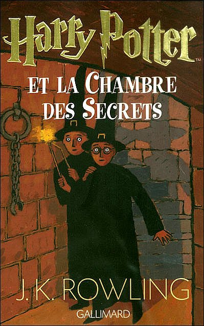 Harry Potter and the Chamber of Secrets, France