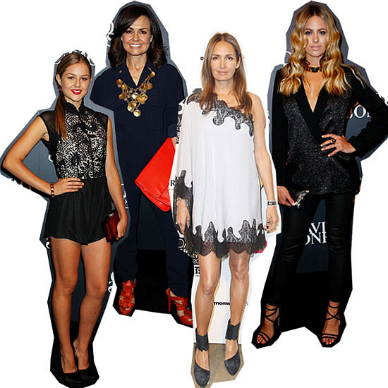Celeb Valentine's Day Style & Beauty Tricks Revealed: Isabelle, Lisa, Gail & Jesinta!
