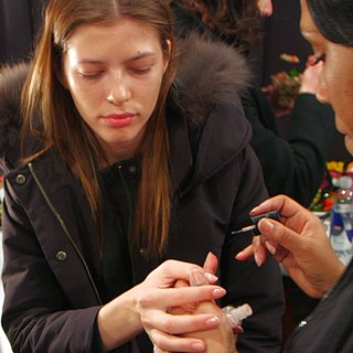 Rachel Zoe Hair and Makeup Video | Fashion Week Fall 2013
