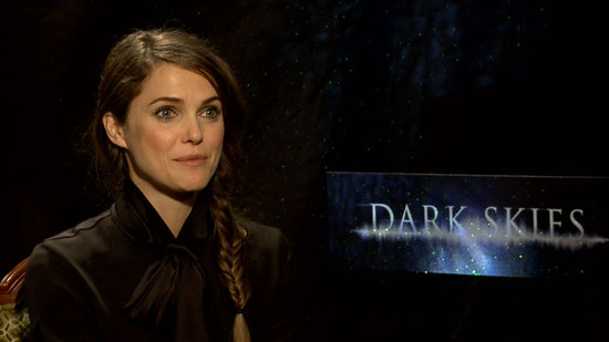 Video: Keri Russell Brought Her Real-Life Mom Experience to Her Dark Skies Role