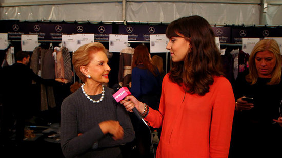 Carolina Herrera on Music as Inspiration and What It Means to Be Elegant