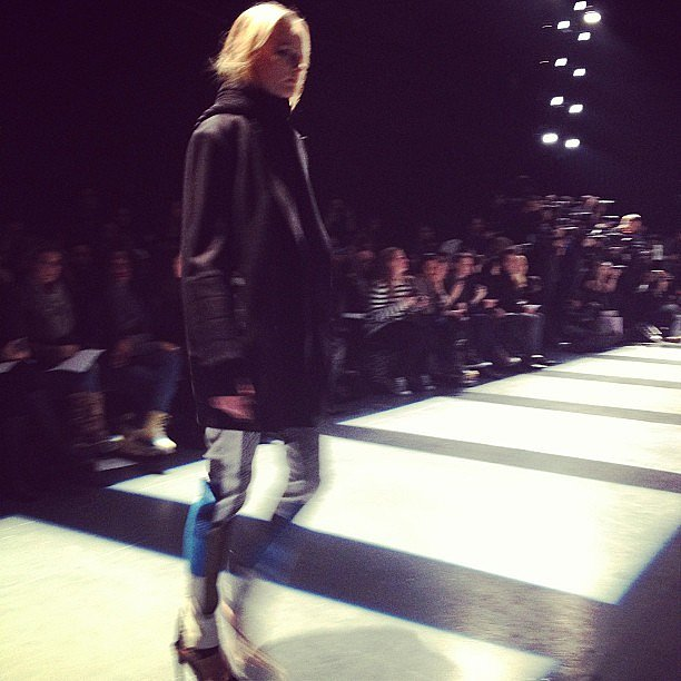 We were all over the designs at Tibi.