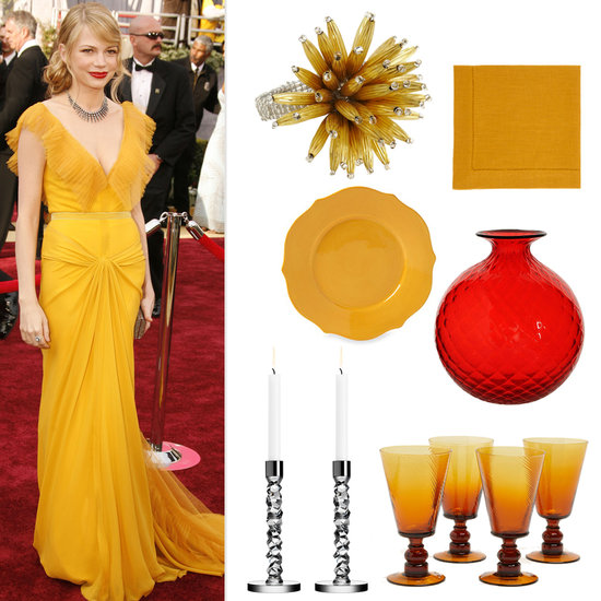 5 Tablescapes Inspired by Our Favorite Oscar Gowns!