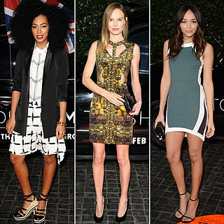 Kate Bosworth, Ashley Madekwe At Topshop/Topman LA Opening