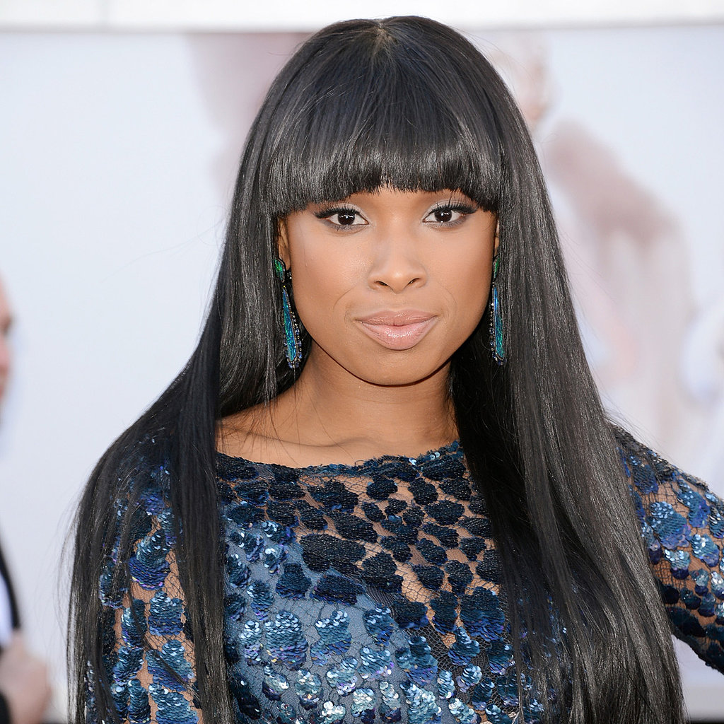 Jennifer Hudson Oscars 2013 Hair