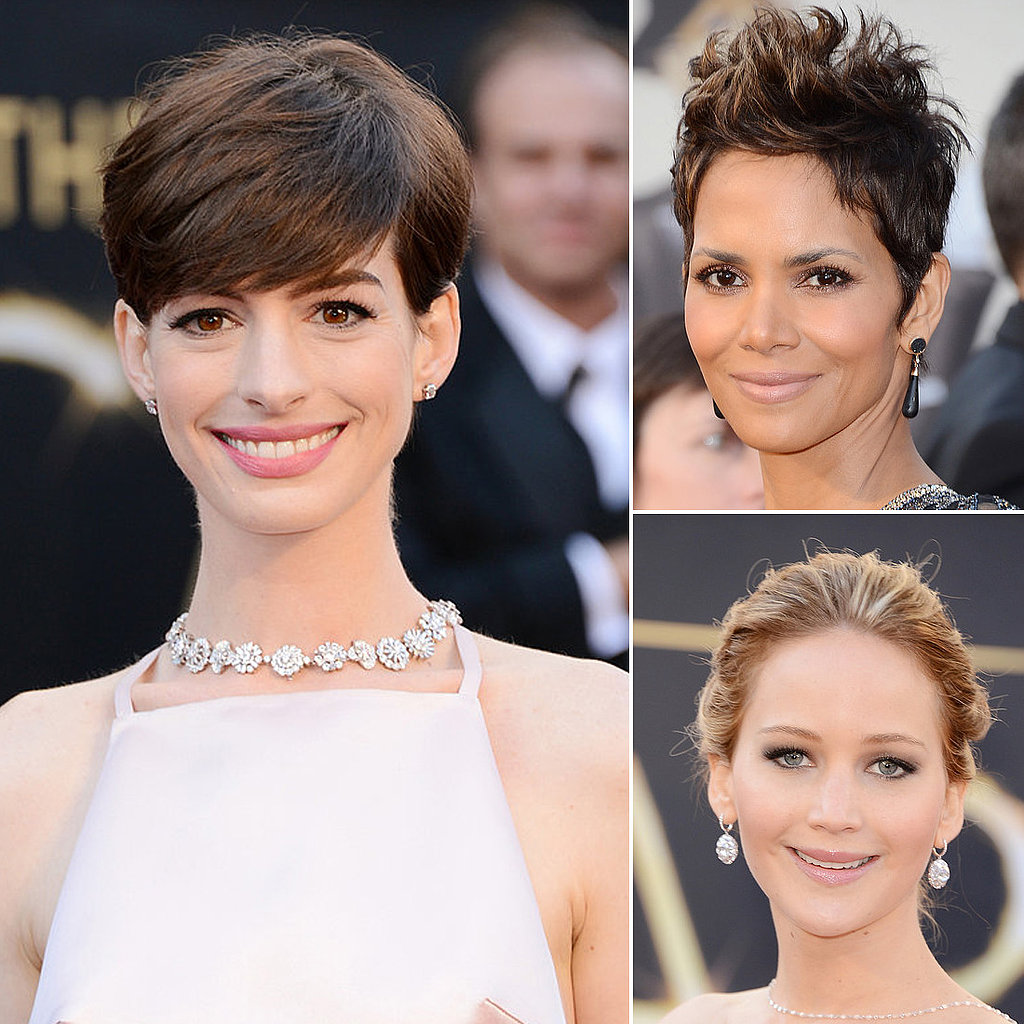 Pink Lipstick Trend | Oscars 2013 Makeup
