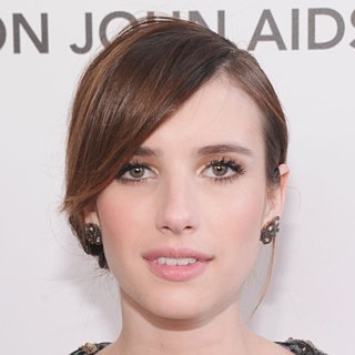 Emma Roberts Oscars Party 2013 Makeup