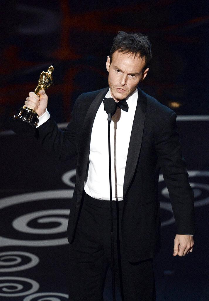 Chris Terrio won an award at the 2013 Oscars.
