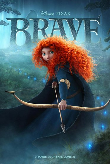 Best Animated Feature Film: Brave