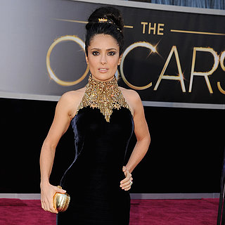 Salma Hayek at the Oscars 2013 | Pictures