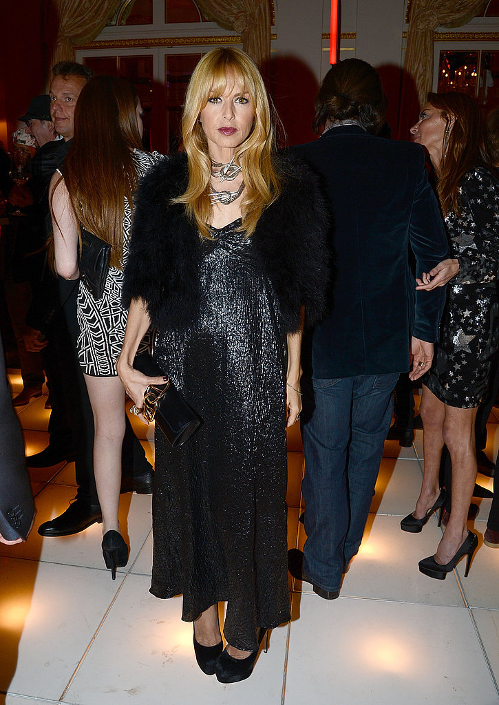 Rachel Zoe celebrated the new Mario Testino next exhibit at the LA gallery PRISM.