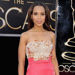 Kerry Washington at the Oscars 2013
