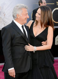 Dustin Hoffman hit the Oscars red carpet with wife Lisa Hoffman by his side.