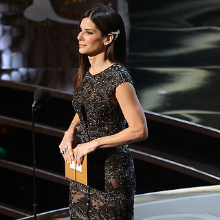 Sandra Bullock at the Oscars 2013