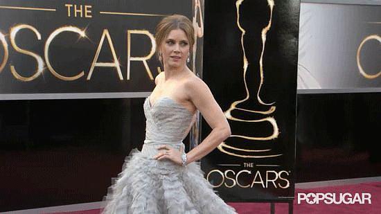 Amy Adams Oscars GIF