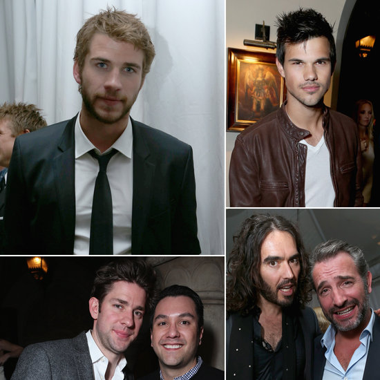 Liam Hemsworth and John Krasinski Let Loose at Star-Studded Grey Goose Shindig