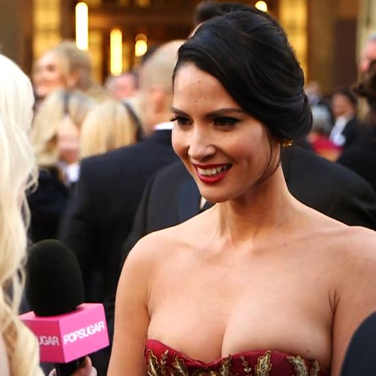 Olivia Munn Shares Her Oscars Dress Wardrobe Malfunction