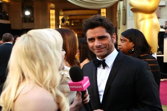 John Stamos Jokes About Casting George Clooney in a Full House Movie