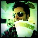 John Stamos showed off his golden tickets. Source: Twitter user JohnStamos