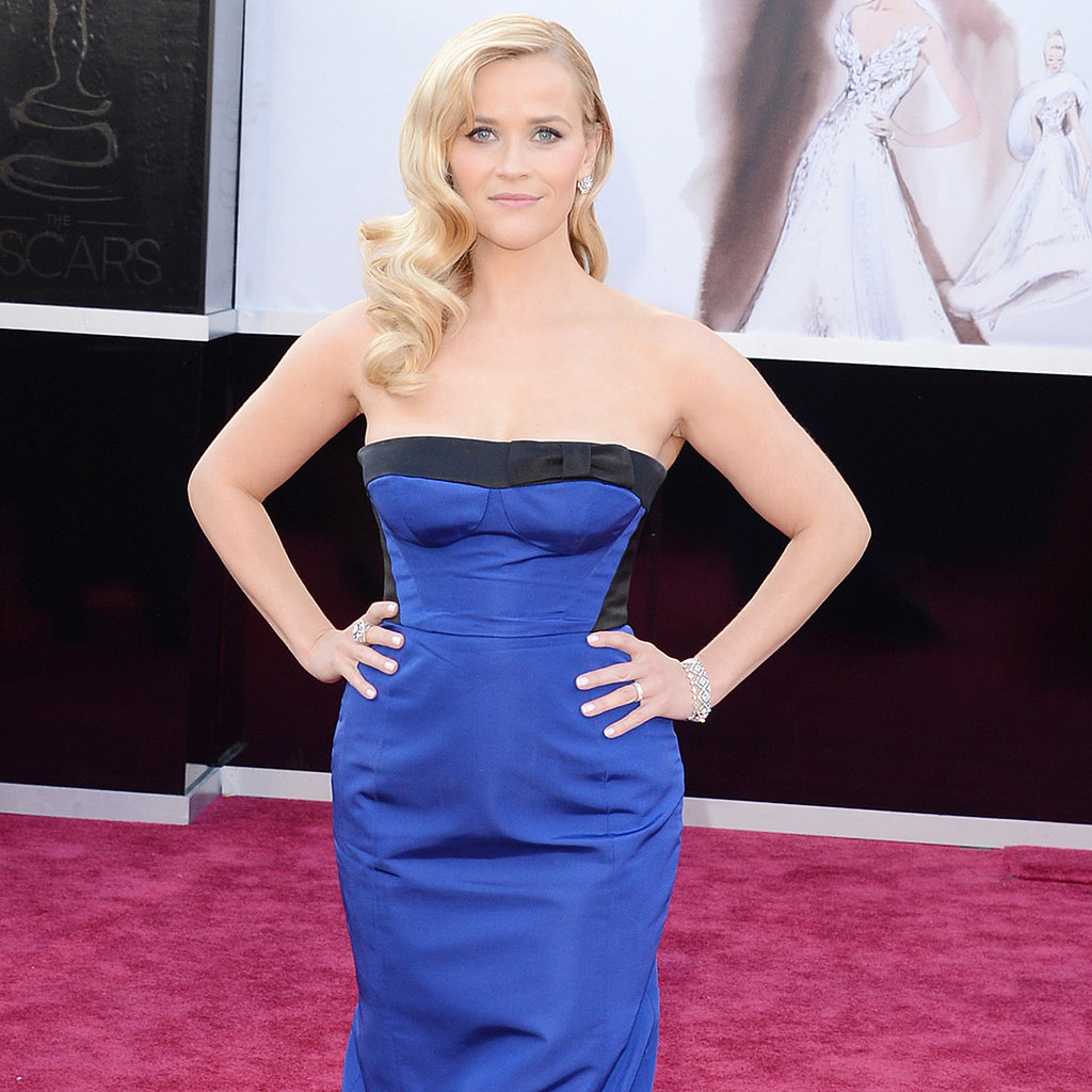 Reese Witherspoon Oscar Dress 2013 | Pictures
