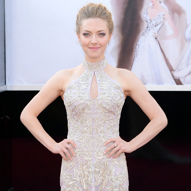 2013 Oscar Awards Style & Fashion Poll: Amanda Seyfried