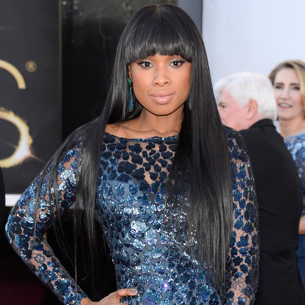 Jennifer Hudson Oscar Dress 2013 | Pictures